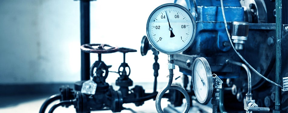 Pressure-gauges-and-valves