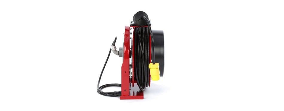 Reelcraft Driven Extension Cord Reel