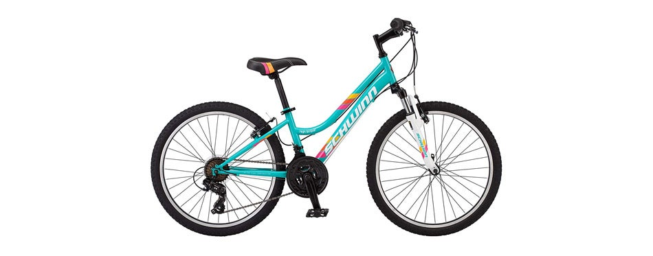 Schwinn High Timber Kids Mountain Bike