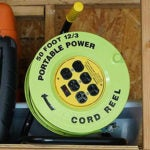 Southwire Extension Cord Reel