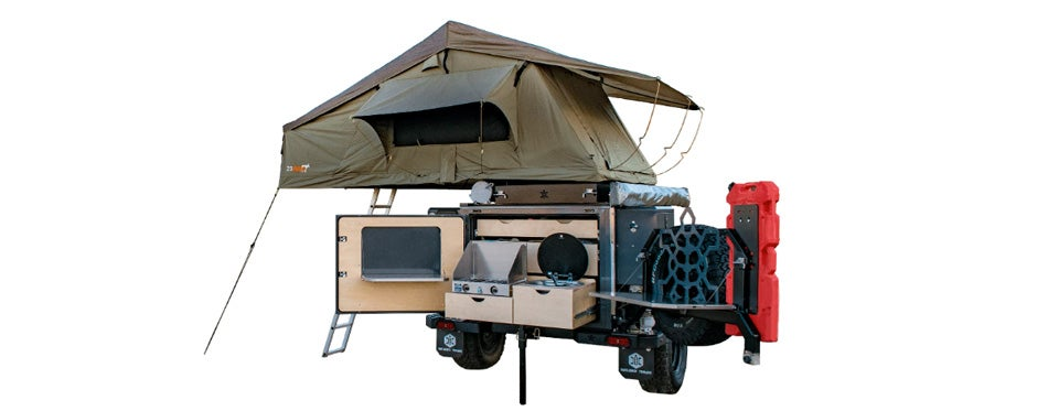 Turtleback Trailers Expedition
