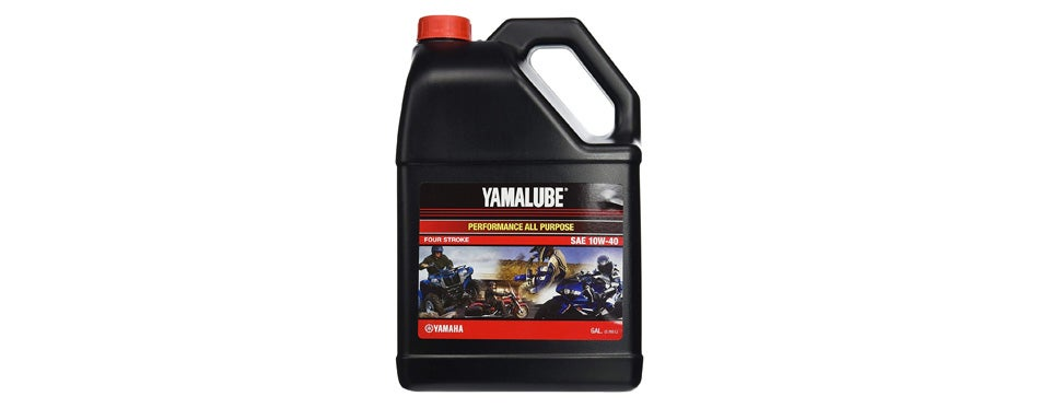 YamaLube All Purpose 4 Stroke Dirt Bike Oil