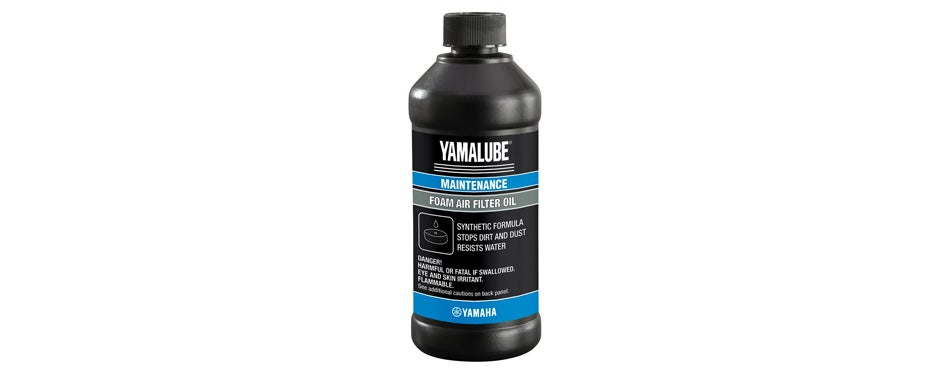 Yamaha Foam Filter Oil