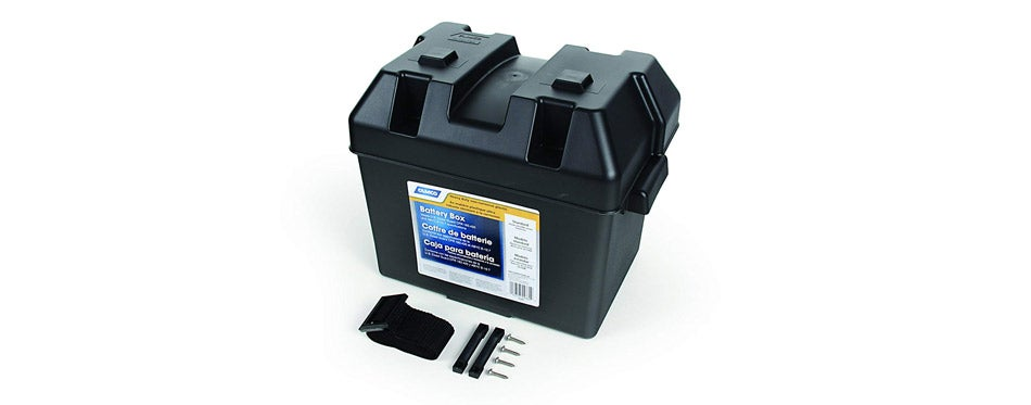 Camco Standard Battery Box