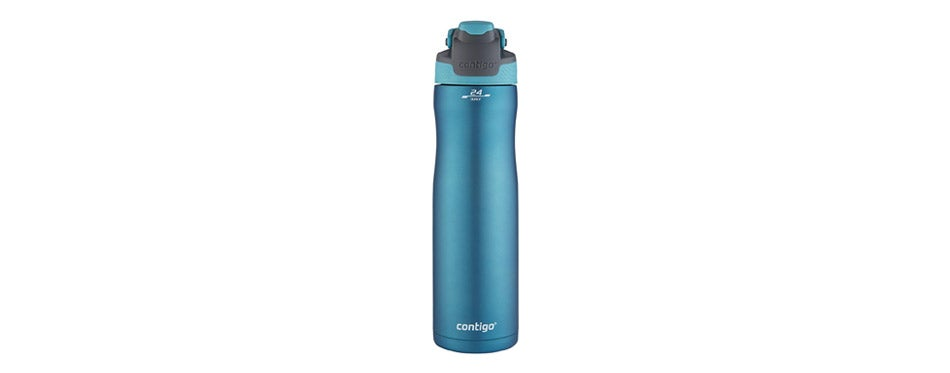 Contigo Autoseal Stainless Steel Water Bottle for Cycling