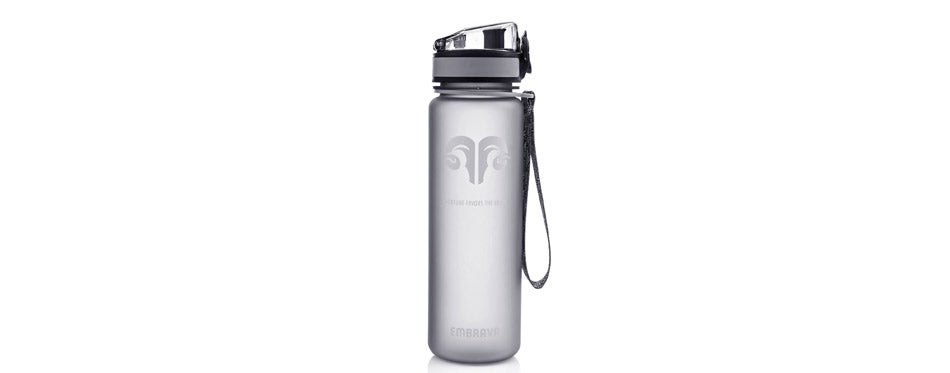 Embrava Premium Sports Water Bottle