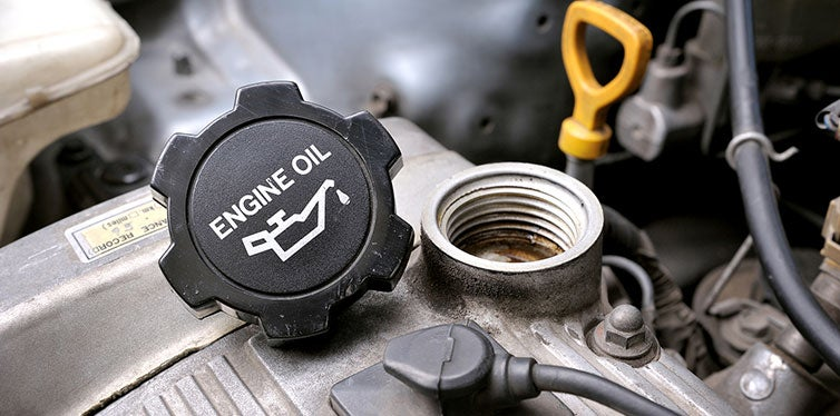 Faulty Oil Cap