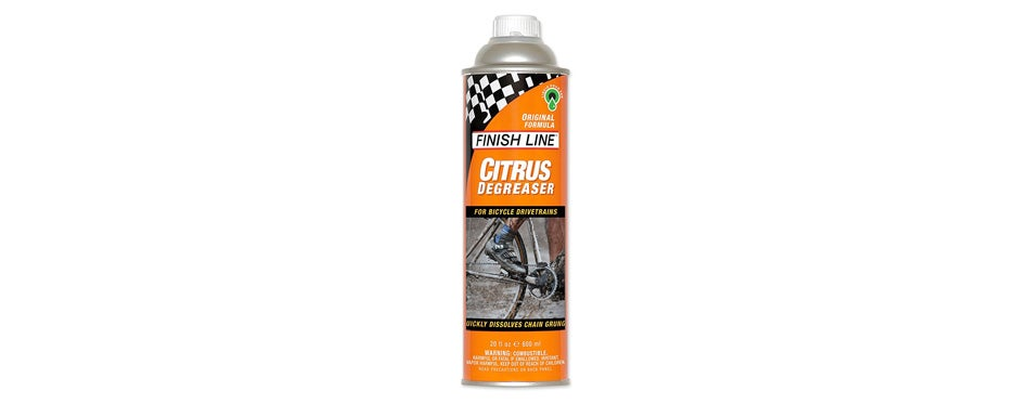 Finish Line Citrus Bicycle Degreaser