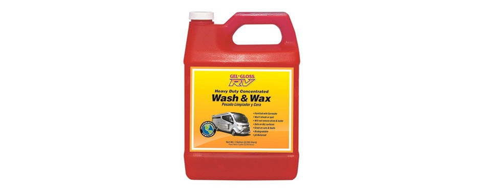TR Industries RV Wash and Wax