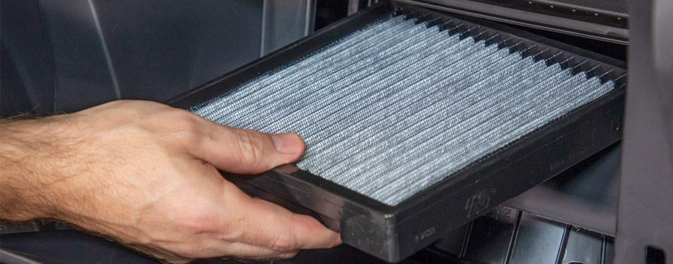 K&N Washable & Reusable Cabin Air Filter
