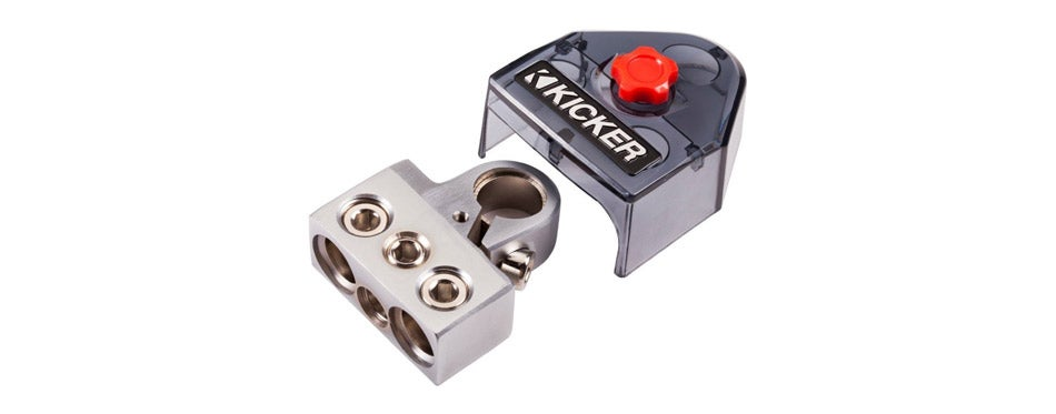 Kicker Car Battery Terminal