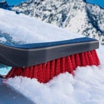 Mallory USA 532 Colors May Vary Ice Scraper