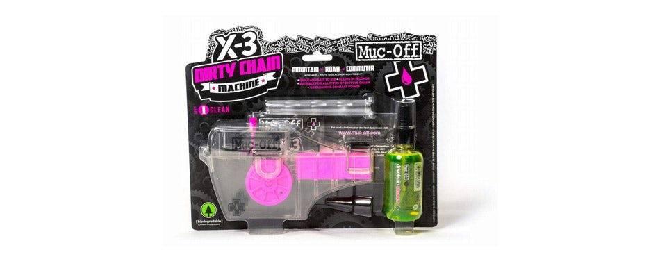 Muc Off Yellow Chain Cleaning Kit