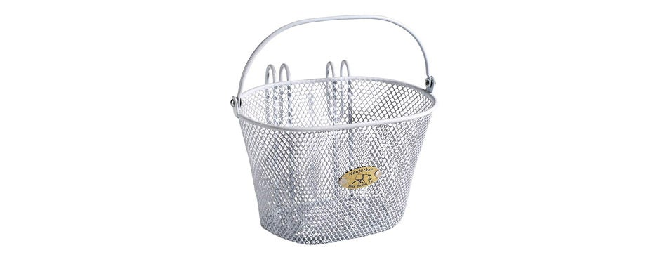 Nantucket Bicycle Basket Co. Wire Basket