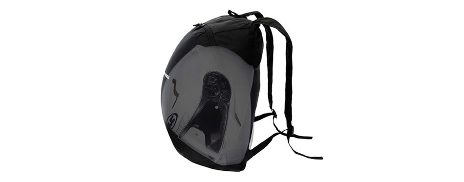 Nelson-Rigg CB-PK30 Black Compact Backpack