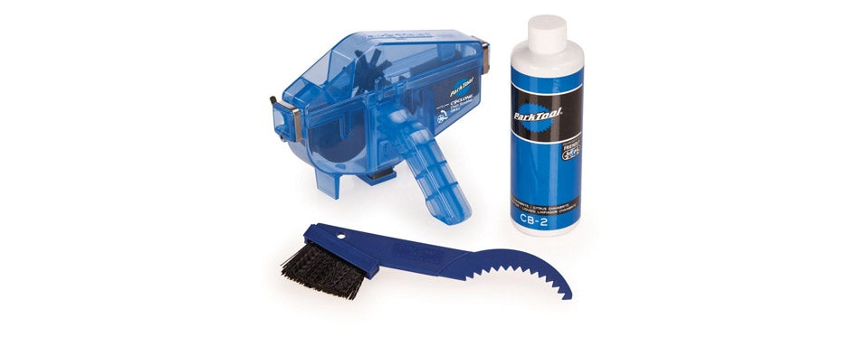 Park Tool Chain Cleaning System