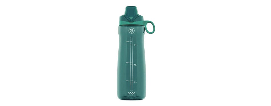 Pogo Tritan Water Bottle for Cycling