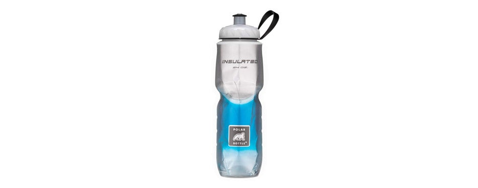 Polar Insulated Water Bottle for Cycling