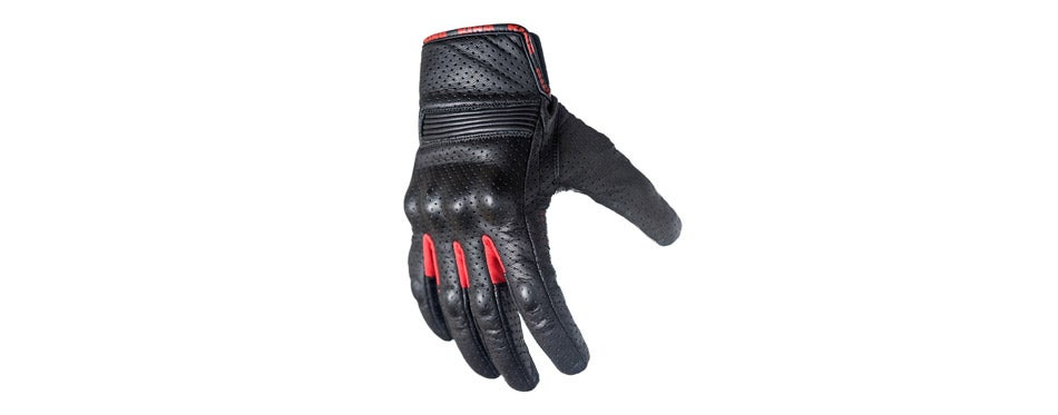 Protect the King Motorcycle Biker Gloves