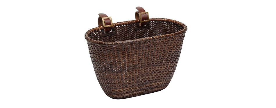 Retrospec Oval Woven Bike Basket