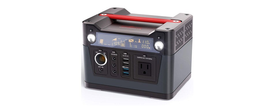 Rockpals 280Wh Portable Power Supply