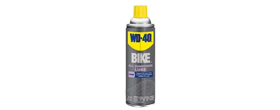 WD-40 Bike All Conditions Chain Degreaser