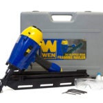 WEN 61798 Pneumatic Clipped Head Framing Nailer