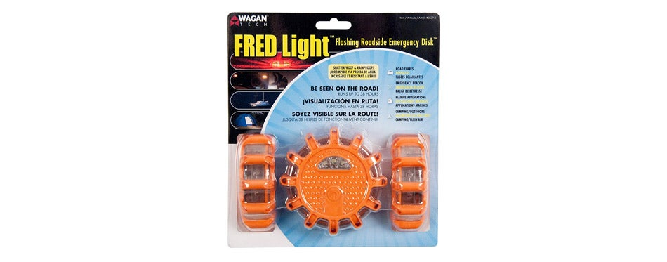 Wagan Tech FRED Road LED Flare