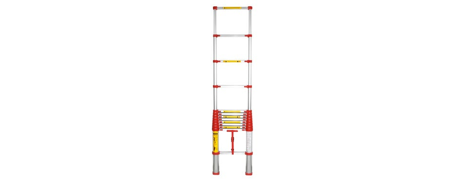 WolfWise EN131 Telescoping Ladder