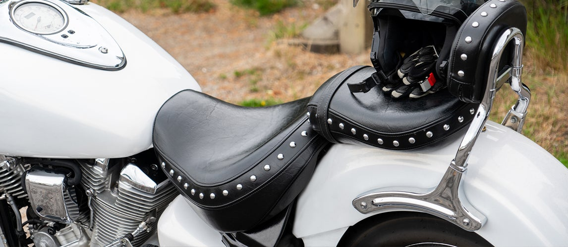 best motorcycle seat pads