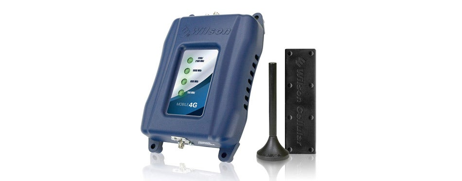 weBoost Wilson Electronics Mobile 4g Cellular Signal Booster Kit