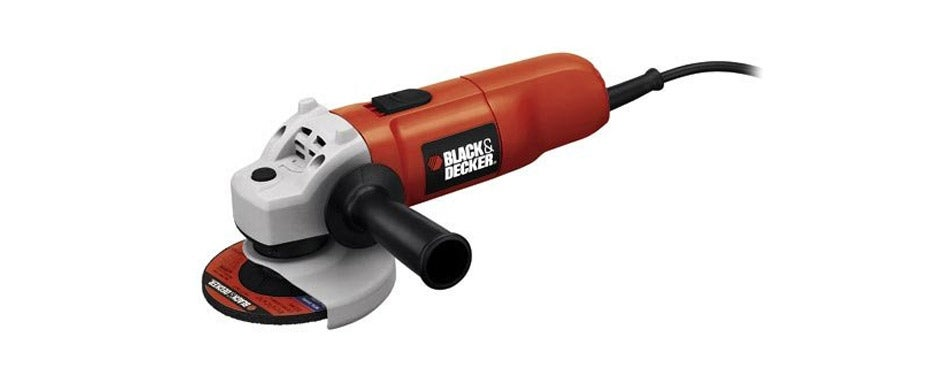 Black & Decker Small Angle Grinder