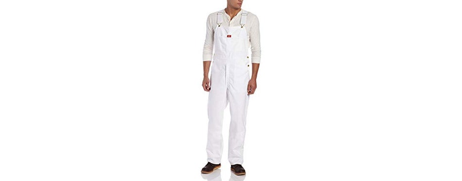 Dickies White Overall
