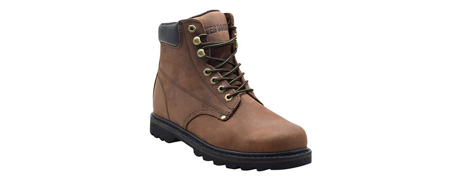 EVER BOOTS Tank Men's Soft Toe Work Boot