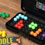 Educational Insights Kanoodle Brain Twisting Travel Game