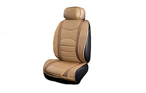 FH Group Leatherette Car Seat Protector