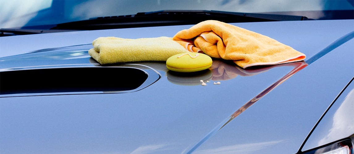 How to Remove Paint Transfer Scuffs From Your Car