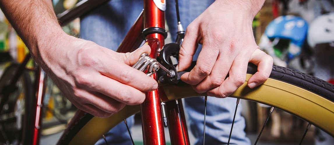 How to Replace Brake Pads on a Bike
