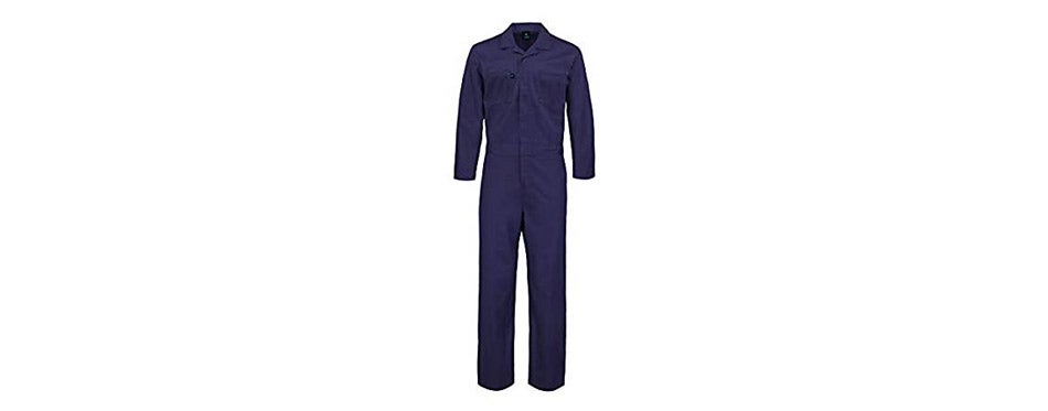 Kolossus Workwear Long Sleeve Cotton Blend Coverall