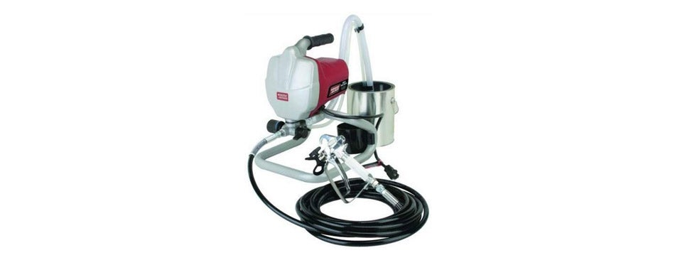 Krause & Becker Airless Paint Sprayer Kit
