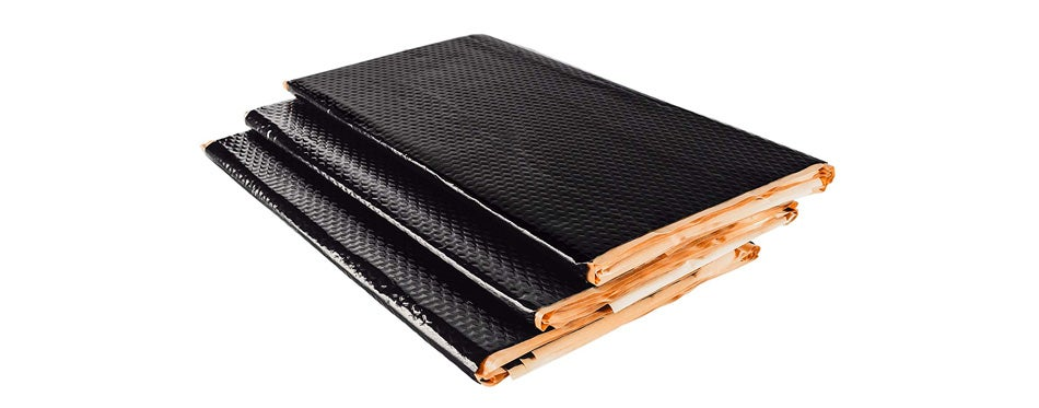 Noico Solutions Black Painted Car Sound Deadening Materials