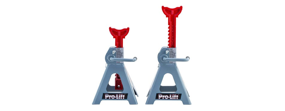 Pro-LifT Double Pin Jack Stands