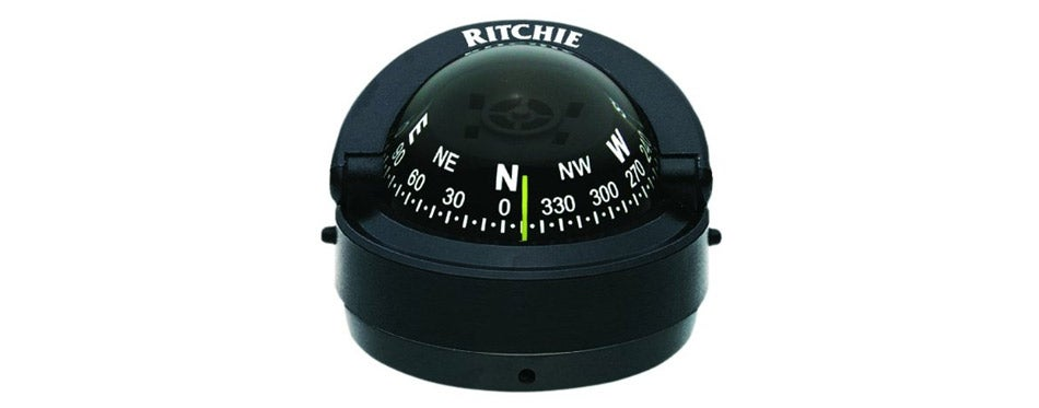 Ritchie S-53 Explorer Car Compass