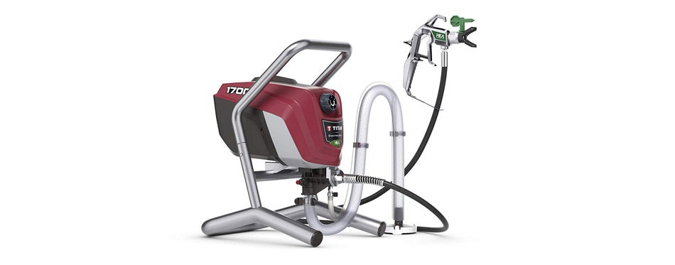 Titan Tool Airless Sprayer