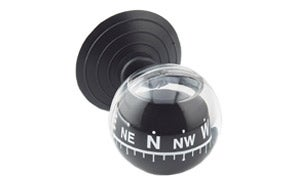 VICTOR PRODUCTS INC Suction Cup Mini Car Compass