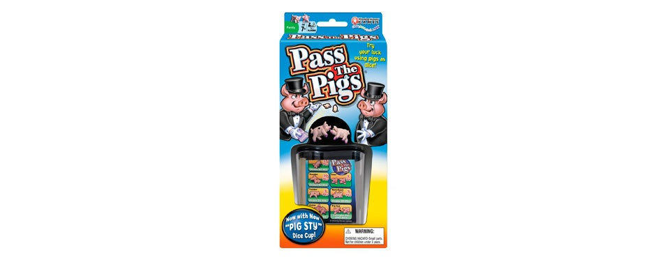 Winning Moves Games' Pass The Pigs
