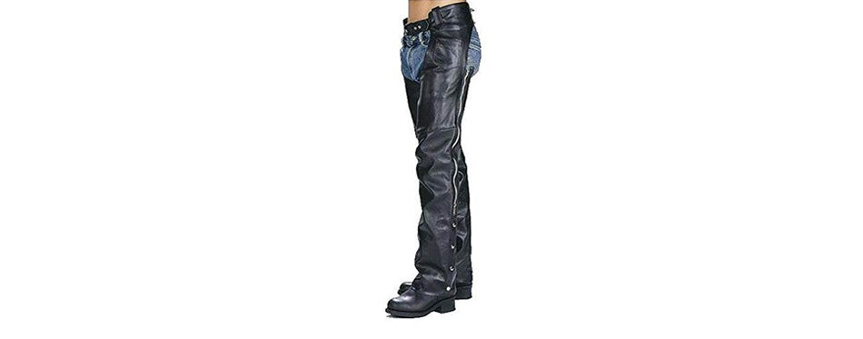 The Best Motorcycle Chaps (Review) in 2021