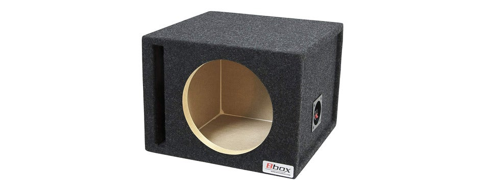 ATREND-BBOX Vented Carpeted Subwoofer Boxe