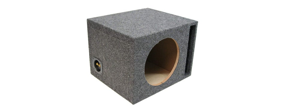 American Sound Connection Subwoofer Stereo Sub Box