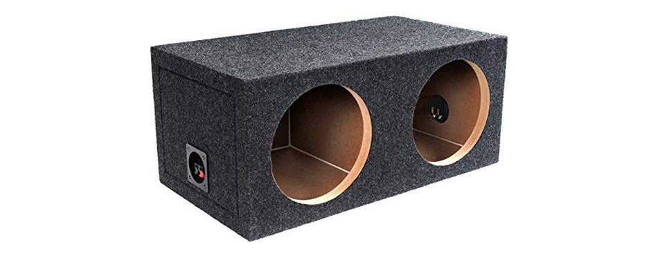 Atrend BBox Dual Sealed Carpeted Subwoofer